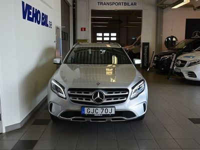 begagnad Mercedes GLA200 200/Se Edition/Advantagepaket