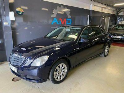 begagnad Mercedes E200 NGT BlueEFFICIENCY 5G-Tronic Classic 163hk