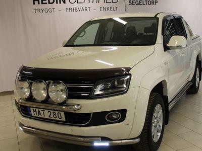begagnad VW Amarok 2,0 TDI 180HK AUTO 4MOTION S+V-HJUL