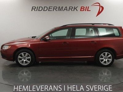 begagnad Volvo V70 2.0 145hk Dragkrok Välservad