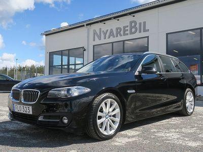 begagnad BMW 520 xDrive Diesel Automat Sportpaket Läder Touring 2017, Personbil 205 000 kr