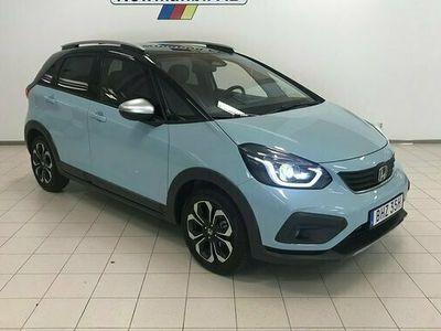 begagnad Honda Jazz Crosstar 1.5 e-CVT Exe 2021, Halvkombi Pris 244 700 kr