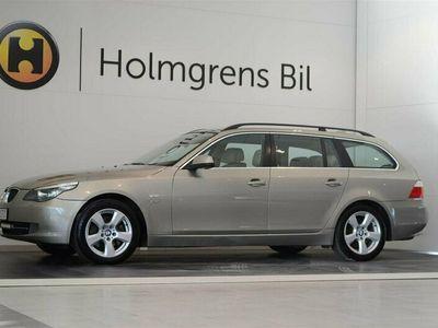 begagnad BMW 525 xd Touring - Automat Läder Komfortstol (197hk)