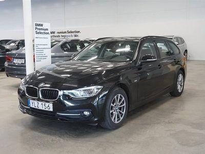 begagnad BMW 318 d Touring Automat Sportline Navigation