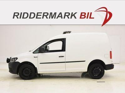 gebraucht VW Caddy 4MOTION 122hk D-VÄRM/EU6/DRA -16