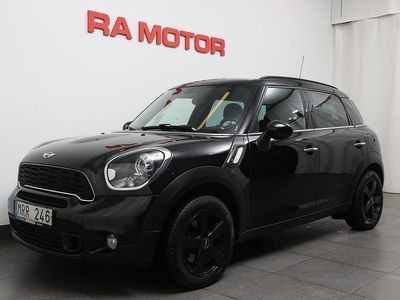 begagnad Mini Cooper SD Countryman Chili