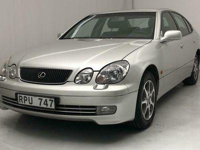 begagnad Lexus GS300 2000