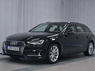 begagnad Audi A4 Avant AV 2.0 TDI 190HK Q ST SPORT AV