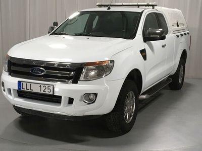 brugt Ford Ranger 2.2 TDCi 4WD (150hk)
