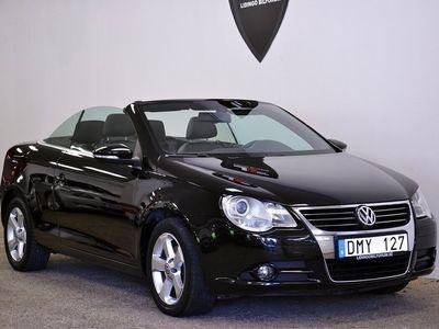 begagnad VW Eos CAB 1.4 TSI Skinn klädsel Panorama