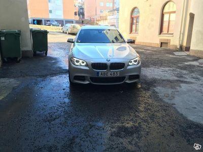 begagnad BMW 530 D X-drive M-sport -15