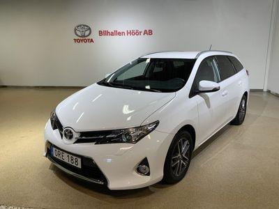 begagnad Toyota Auris Touring Sports 1.6 Edition Feel