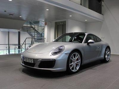 begagnad Porsche 911 Carrera 911 4S 2017, Personbil 995 000 kr