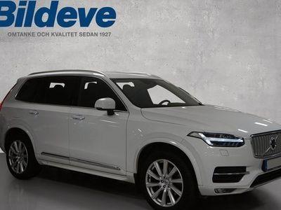 begagnad Volvo XC90 D4 AWD Inscription 5-säten 2018, SUV 449 800 kr