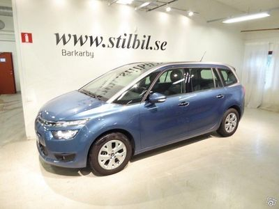 begagnad Citroën Grand C4 Picasso BlueHDi (120hk) -16