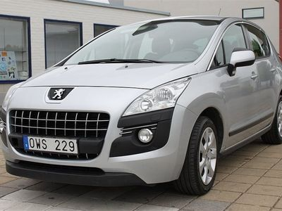 begagnad Peugeot 3008 1.6 HDi (109hk) Dragkrok -10