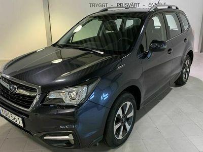 begagnad Subaru Forester 2.0 4WD AUT DRAG V - HJUL