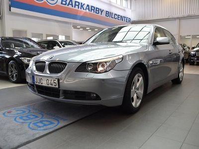 begagnad BMW 530 dA x-Drive Sedan Automat Krok 2007, Sedan 74 900 kr