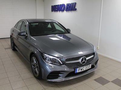 begagnad Mercedes C300 Sedan AMG Navi