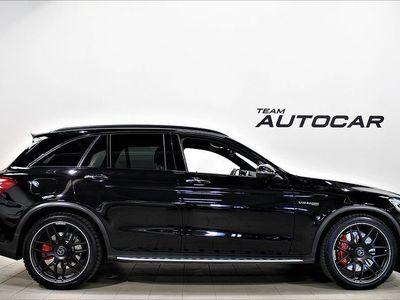 begagnad Mercedes GLC63 AMG AMG4Matic+ SE UTRUSTNI