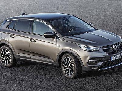 begagnad Opel Grandland X DESIGN LINE 130HK AUT PLUS