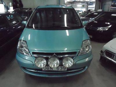 begagnad Citroën C8 2.2 160HK