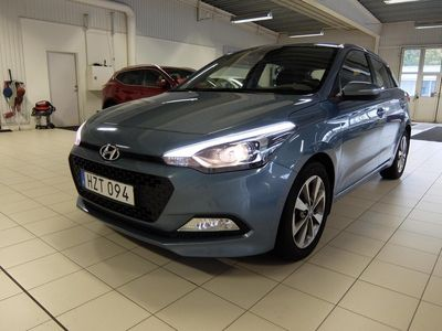 begagnad Hyundai i20 1.4 101hk Premium -16