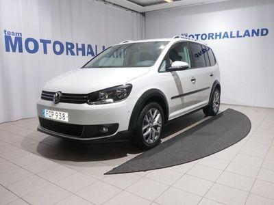 begagnad VW Touran Cross 1.4 TSi 140hk