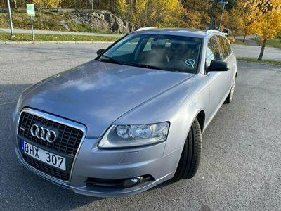 begagnad Audi A6 Avant 2.0 TFSI S-Line, Nybesiktigad & Nyservad