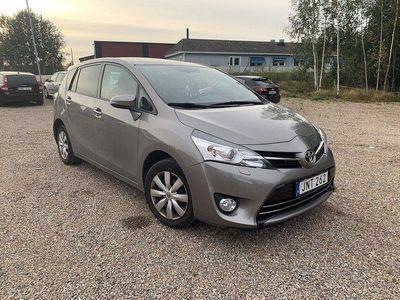 begagnad Toyota Verso 1.8 7-sits 8400MIL TOPPSKICK