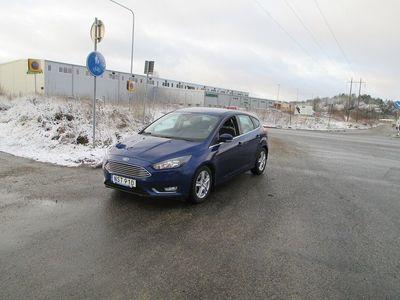 begagnad Ford Focus 1.0 EcoBoost Euro 6 125hk
