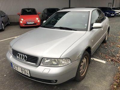 begagnad Audi A4 1,8 T Gör det själv!