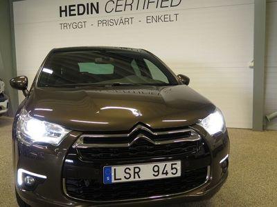 begagnad Citroën DS4 V-hjul