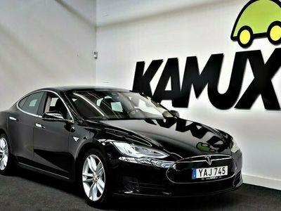begagnad Tesla Model S 70 | Pano | CCS | AutoPilot | Free Charge