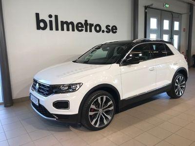 brugt VW T-Roc TSI 190 4M GT Drag /Värmare /Aut