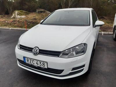 begagnad VW Golf 5-dörrar 1.2 Style Dragkrok