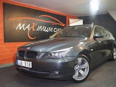begagnad BMW 520 d Edition Fleet (163hk) Aut Drag