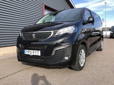 begagnad Peugeot Expert BlueHDi Skåp 2019, Transportbil 210 000 kr