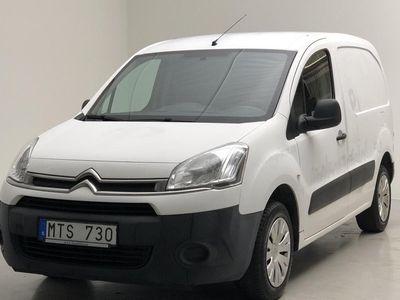 begagnad Citroën Berlingo III 1.6 HDi Skåp 2012, Transportbil 38 000 kr