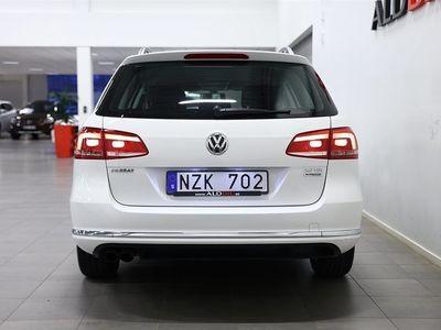 begagnad VW Passat TDI 140hk 4M Masters (Blåtand, Farthållare)