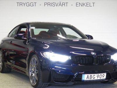 begagnad BMW M4 Competition Coupé 450hk