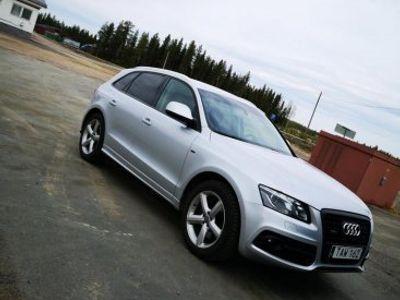 begagnad Audi Q5 3.0TDI 240HK -10