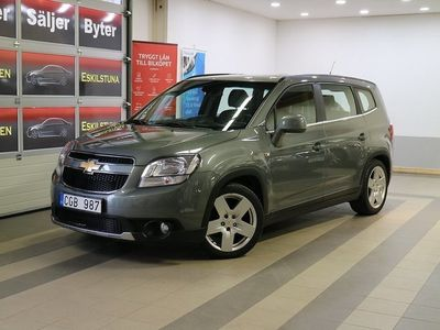 begagnad Chevrolet Orlando 2.0 (163hk) Automat-GPS-7-sits