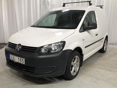 begagnad VW Caddy VW 1.6 TDI Skåp 2013, Transportbil 60 000 kr - 80 000 kr