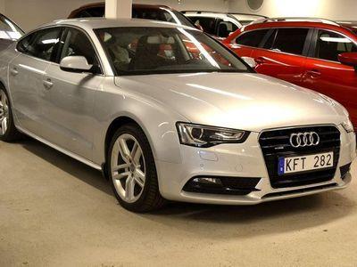 begagnad Audi A5 2012
