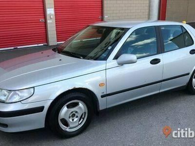 begagnad Saab 9-5 SE 2.0 Turbo 150Hk 1Ägare -2000