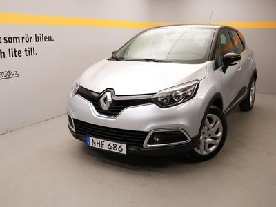 begagnad Renault Captur Energy TCe 90 Dynamique 5-d -16
