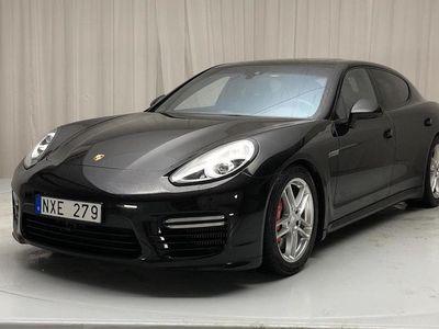 begagnad Porsche Panamera Turbo Sport Chrono