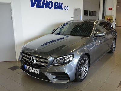 gebraucht Mercedes E220 D/Automat/Dragkrok/Burmester/Multibeam Led/AMG Line