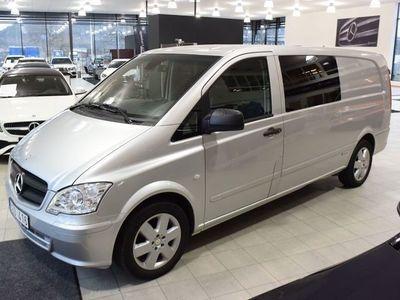begagnad Mercedes Vito 122 CDI MIXTO E